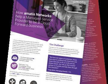 Case study Amatis Networks Cloud