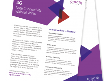 Case study Amatis Networks 4G