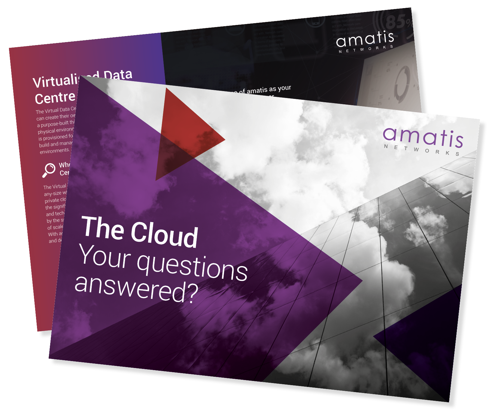 Ebook Amatis Networks Cloud Questions