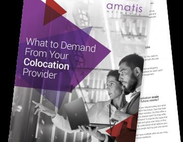 Colocation Datasheet Amatis Networks