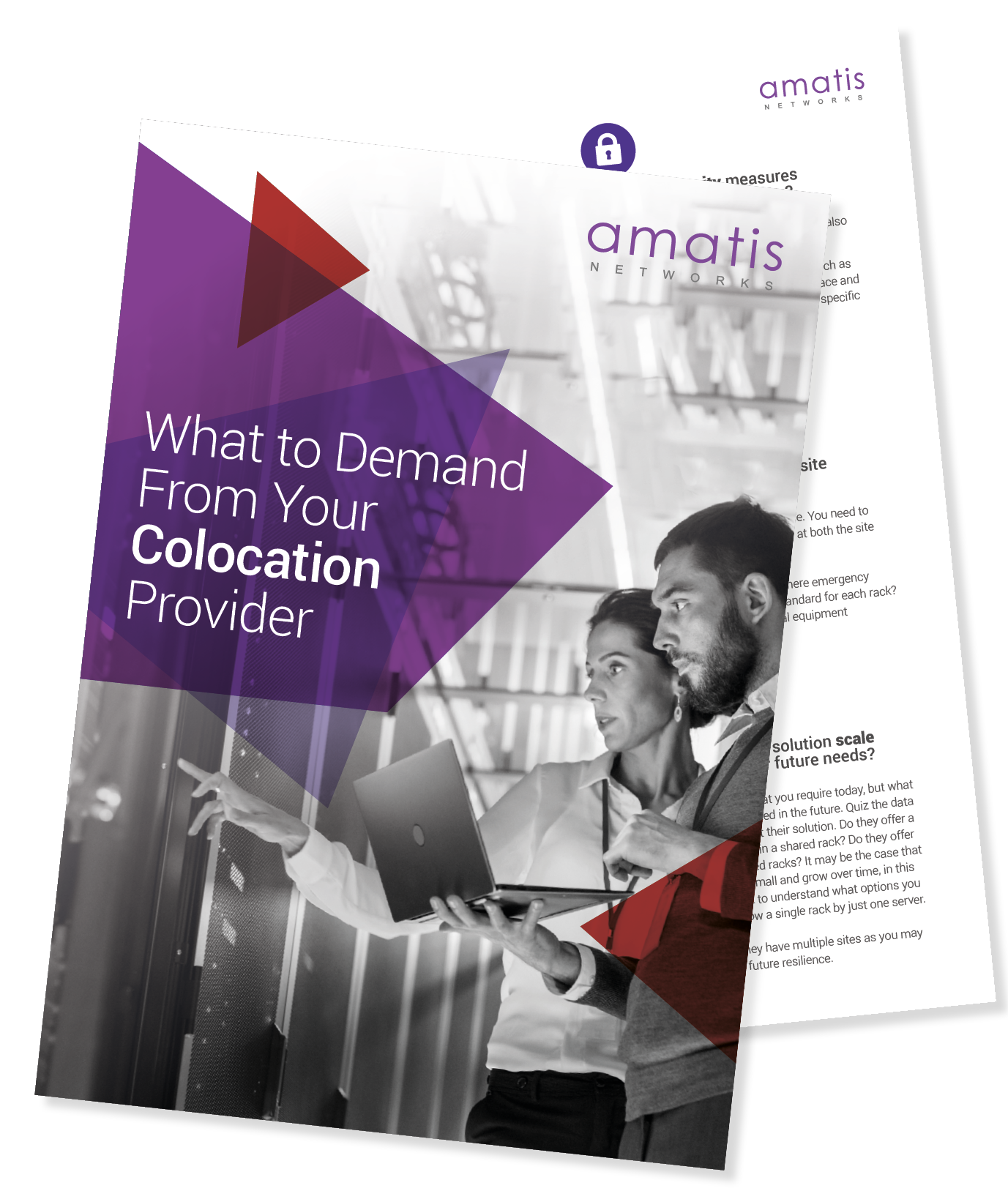 Colocation Datasheet Amatis Networks
