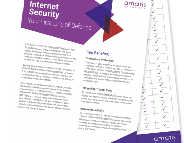 Case study Amatis Networks Defence