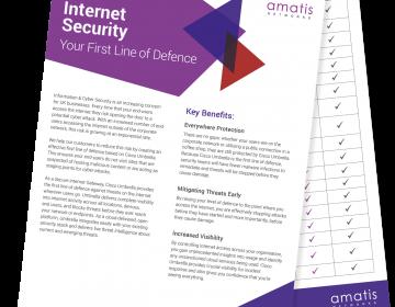 Case study Amatis Networks Defence