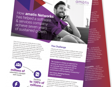 Case study Amatis Networks ISV