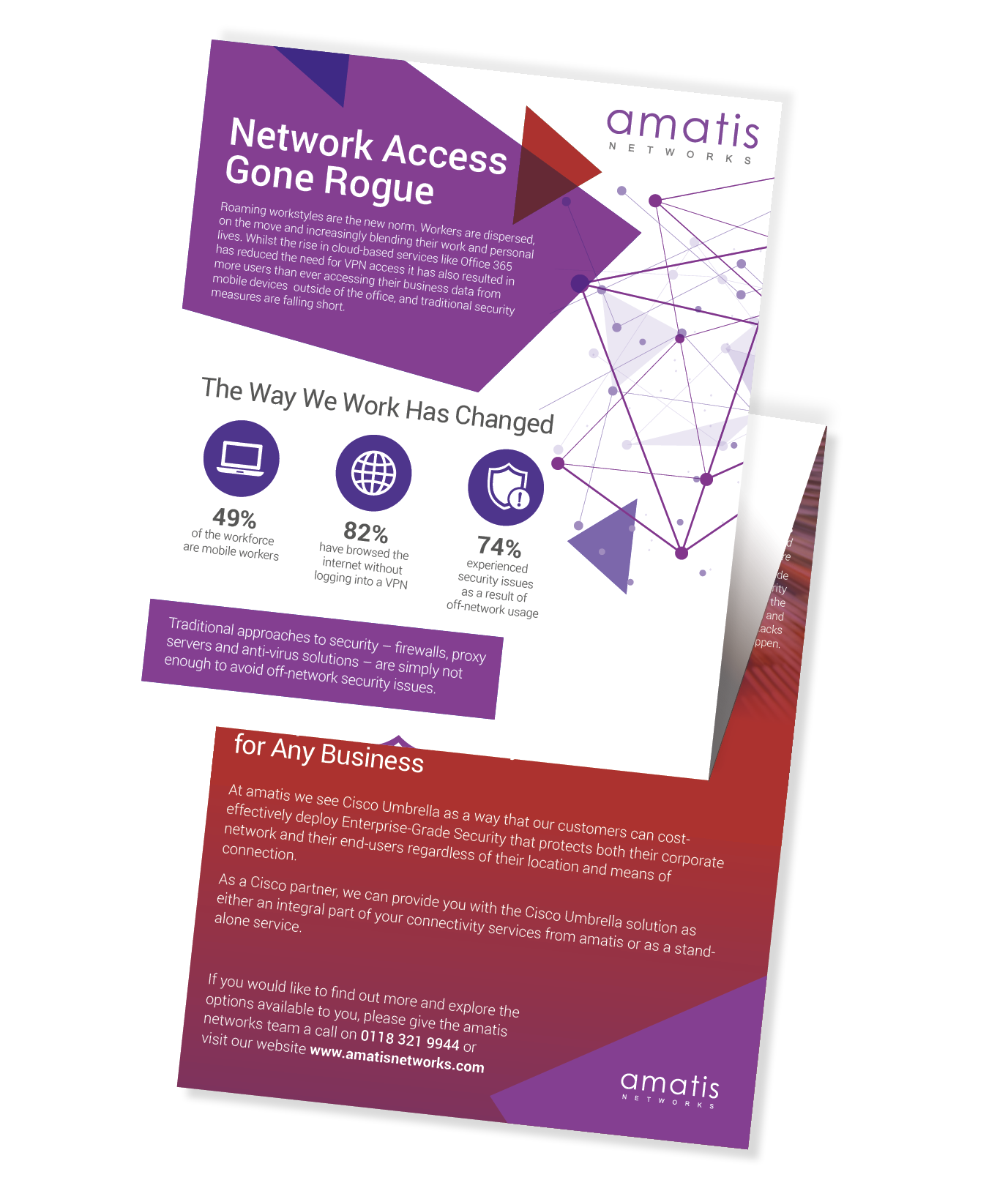 Network Access Rogue Infographic