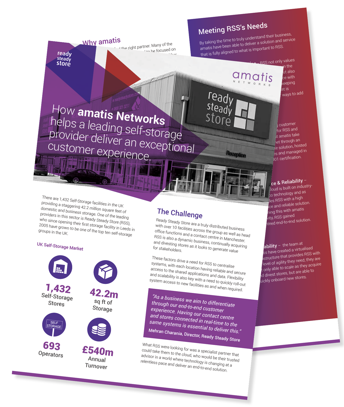 Case study Amatis Networks