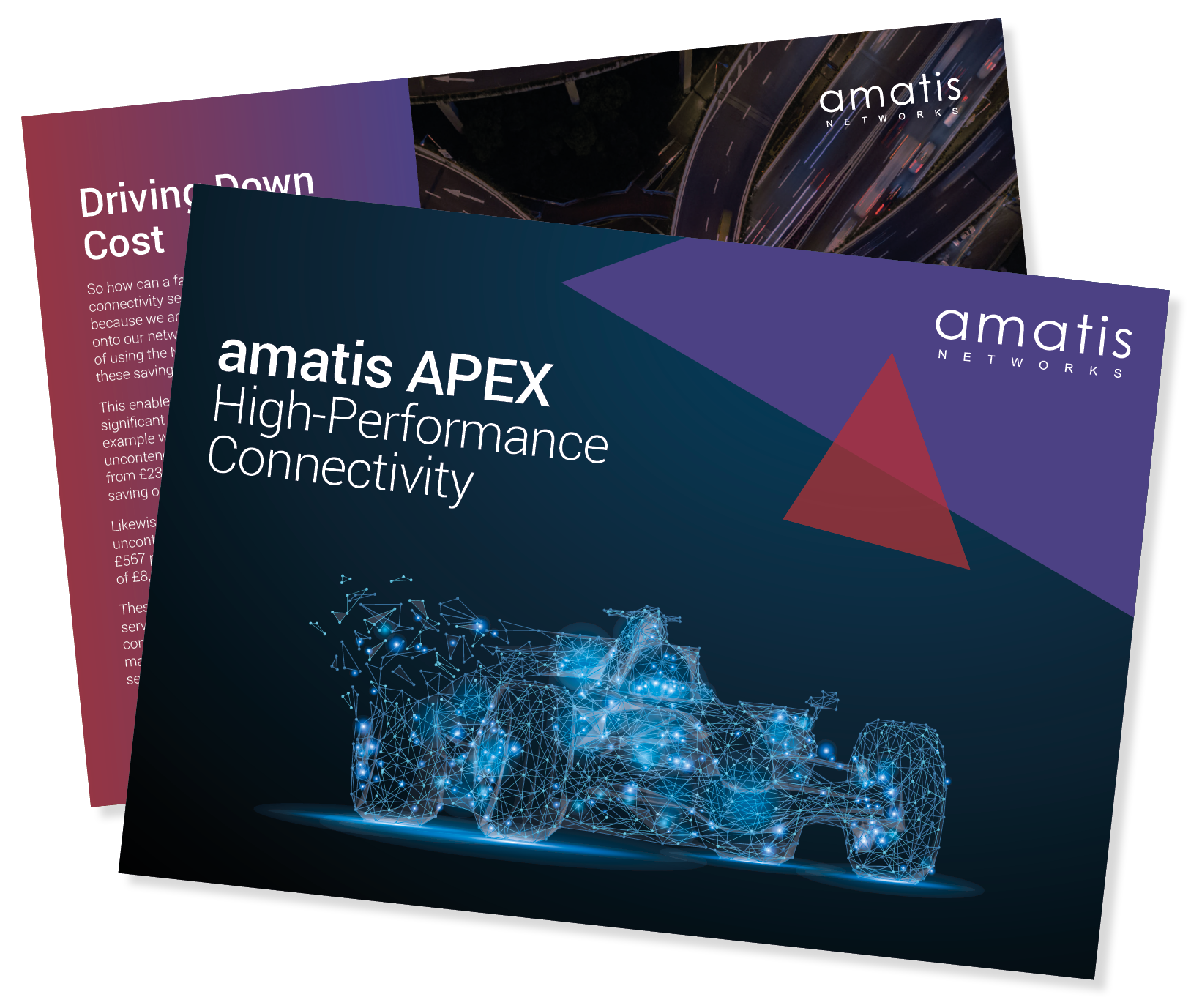 Ebook Amatis Networks Cloud and connectivity APEX