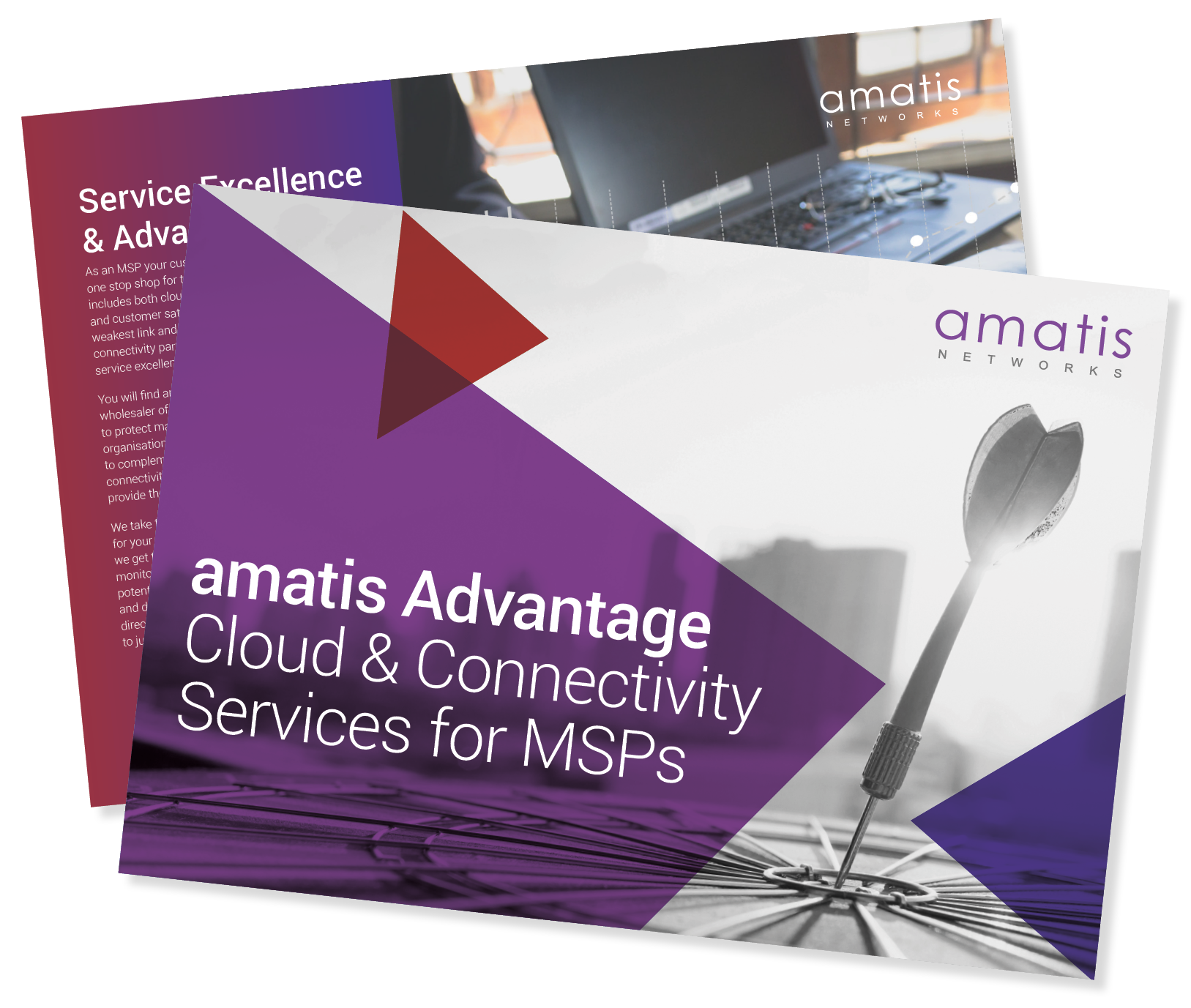 Ebook Amatis Networks Cloud and connectivity MSP