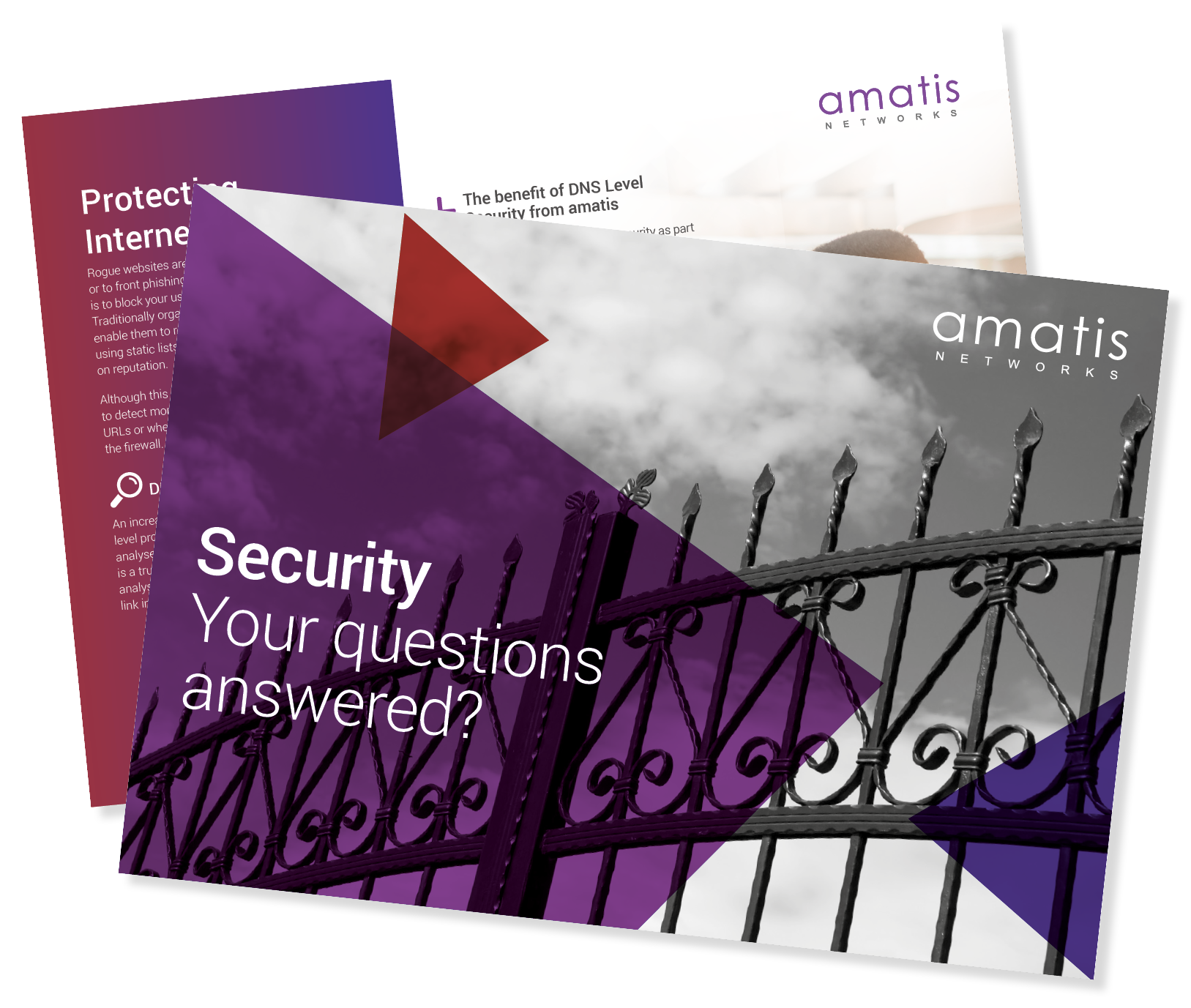 Ebook Amatis Networks Security